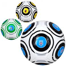 М'яч футбольний EV 3286 Країни, в кульку
