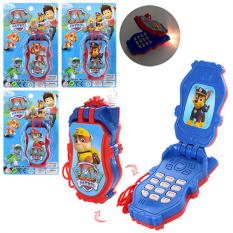 Телефон 854-1D-1G-6B-7B ТЧ, ЩП, FR, DPS, на листі