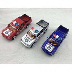 Машинка 313-16 (216шт) поліція, інер-я, 21,5 см, 3 кольори, в кульку, 21,5-8-7см