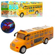 Автобус LX 371 шкільний, в коробці