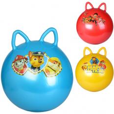 М'яч для фітнесу MS 1583 ЩП, в кульку