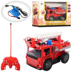 Пожежна машина 128 A-12 р/у, в коробці