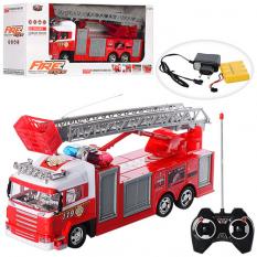 Пожежна машина 666-117 A р/у, в коробці