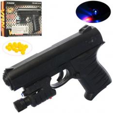 Пістолет 0621 M на батарейці, в коробці