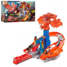 Трек 9988-1 дракон, в коробці