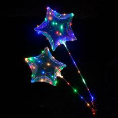 Кульки надувні MK 2075-1 BOBO, зірка, на батарейці