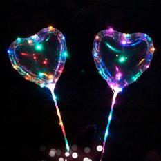 Кульки надувні MK 2075-2 BOBO, серце, на батарейці