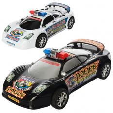 Машинка 696-2 інерційна, поліція, в кульку