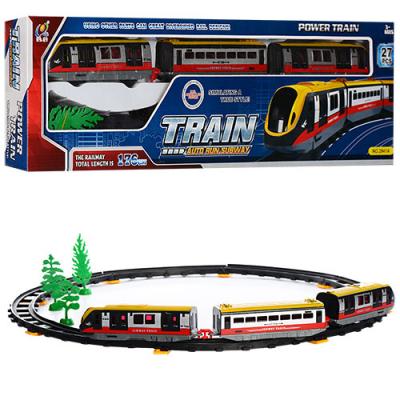 Залізниця 2941 A на батарейці
