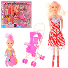 Лялька 661 D-2 в коробці