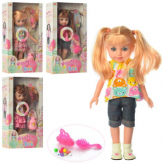 Лялька 909 - EN в коробці