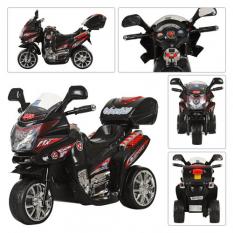 Мотоцикл M 0565 чорний, в коробці