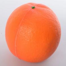 Іграшка MS 1890 сквіші, антистрес, апельсин, в кульку