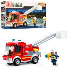 Конструктор SLUBAN M 38 B 0632 пожежна машина