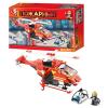 Конструктор SLUBAN M 38 B 0218 пожежні рятувальники