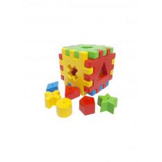 """Розвиваюча іграшка 39376 """"Тигрес"""", """"Чарівний куб"""" 12 ел., в коробці"""