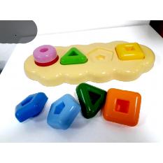 """Розвиваюча іграшка 39517 """"Тигрес"""", """"Магічні фігурки"""" 8 ел., в коробці"""