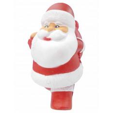 Іграшка 11-2 Дід Мороз, сквіші, в кульку