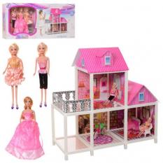 Будиночок 66883 для ляльки, в коробці