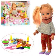Лялька 5922-B (12шт) 34см в коробці