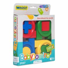 """Розвиваюча іграшка 39357 """"Тигрес"""", іграшка-пазл """"Дитяче доміно"""", в коробці"""