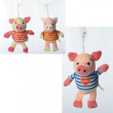 М'яка іграшка MP 1698 Свинка