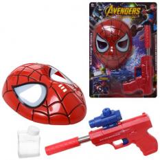 Набір супергероя 99-6 AV, на аркуші