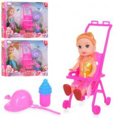 Лялька 600-127 в коробці