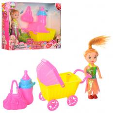 Лялька 600-128 в коробці