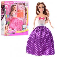 Лялька з нарядом 17138 B в коробці