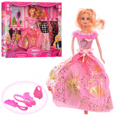 Лялька з нарядом S 118 C в коробці