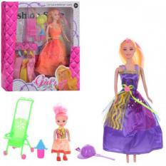 Лялька з нарядом YT 12006 в коробці