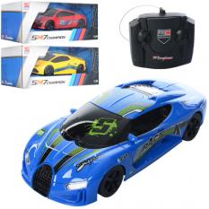 Машина HD 3577 р/у, на батарейці, в коробці