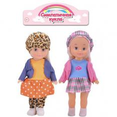 Лялька 335-1A-3A в кульку