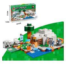 Конструктор 958 Minecraft