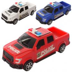 Машинка 585-2 Поліція, інерційна, в кульку