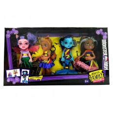 Кукла 858 MH, Русалка, в коробке