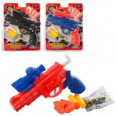 Пістолет 710-710-1 Поліція, на аркуші