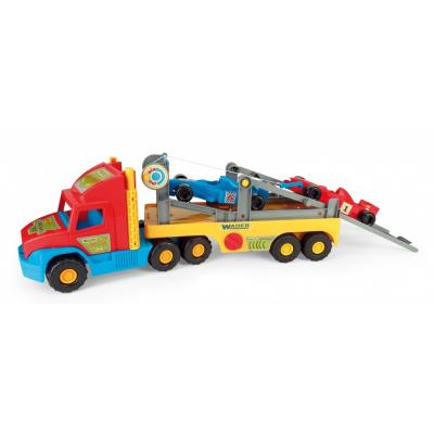 "Машина 36510 ""Wader"", ""Super truck"" фургон"