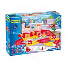 """Пожежний набір 53310 """"Wader"""", """"Kid Cars 3D"""", в коробці"""