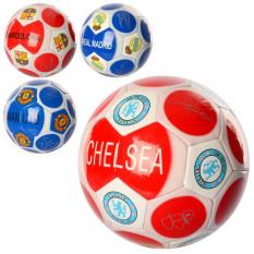 М'яч футбольний MS 1715 Клуби, в кульку