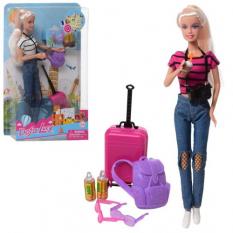 Лялька DEFA 8389-BF в слюді