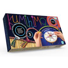 """Набір KMX-01-01-02-03 Плетіння браслетів-джгутів """"Kumihimo"""""""