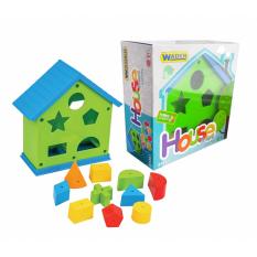 """Розвиваюча іграшка 39351 """"Тигрес"""", сортер """"Будиночок розвиваючий"""""""