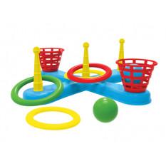 Іграшка 3411 ТехноК, Кольцеброс Плюс