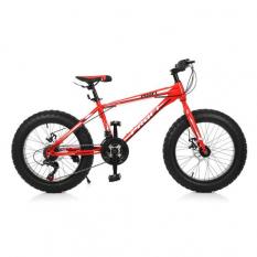Велосипед 20 Д. EB 20 POWER 1.0 S 20 червоний