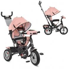 Велосипед M 3115 HAL-10 (1шт/ящ) TURBOTRIKE, ніжно-рожевий.