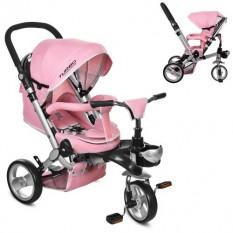 Велосипед M AL 3645-10 (1шт/ящ) TURBOTRIKE, Ніжно-рожевий