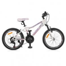 Велосипед 20 д. G20CARE A20.3 (1шт / ящ) Білий
