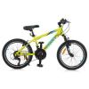 Велосипед 20 д. G20PLAIN A20.1 (1шт / ящ) PROF1, Салатовий